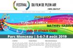 festival film - accueil